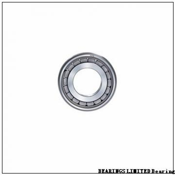 BEARINGS LIMITED L2090 ZZ SRL/Q Bearings