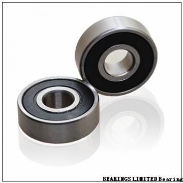 BEARINGS LIMITED SSRIF518 LO1 Bearings